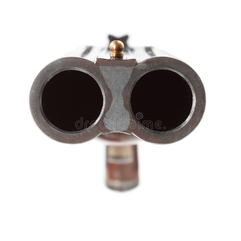 Корокоствольное оружие. стоковое фото