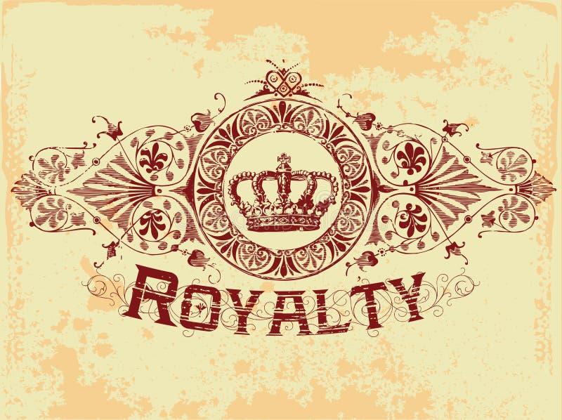 королевская власть стоковое изображение