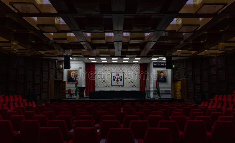 Король Abdullah Я Мечеть Я стоковое изображение rf