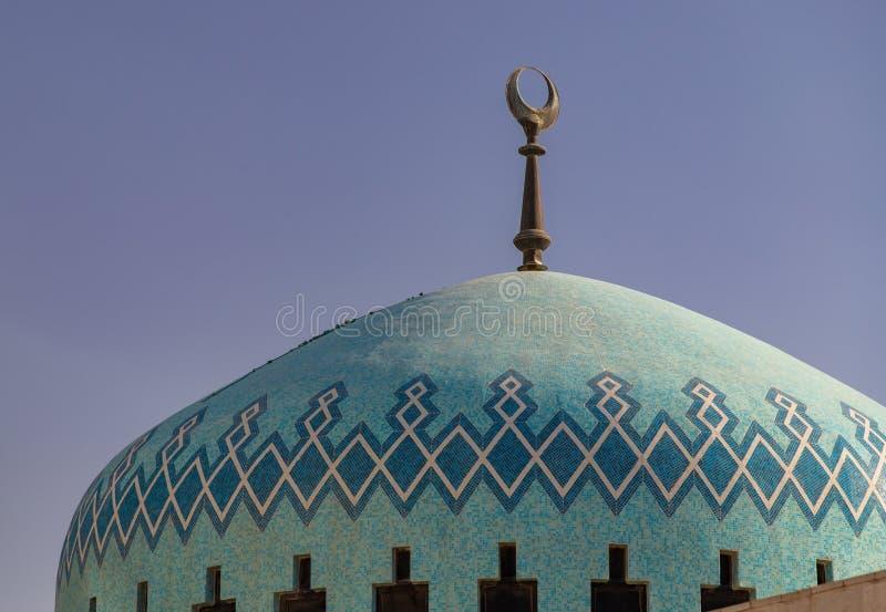 Король Abdullah Я Мечеть v стоковые изображения rf