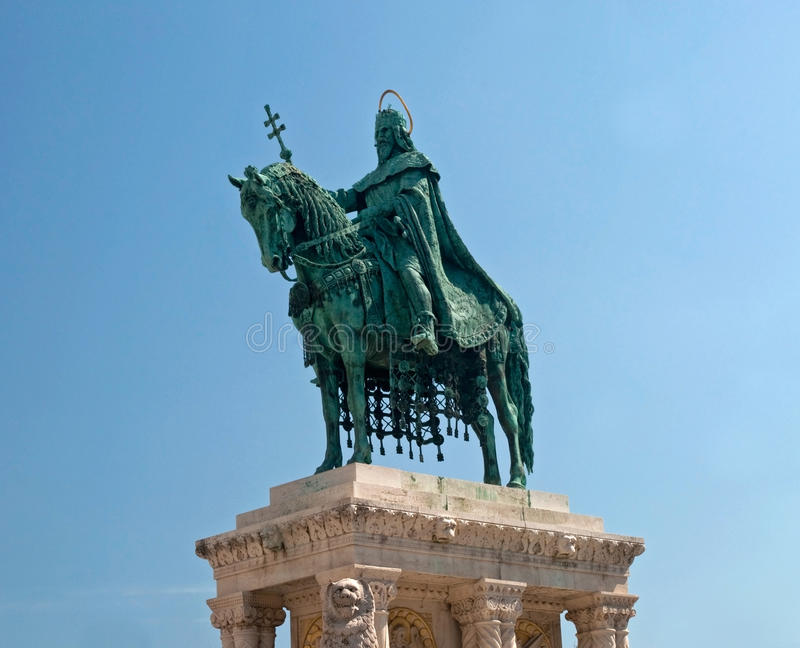 Король Matthias стоковое фото