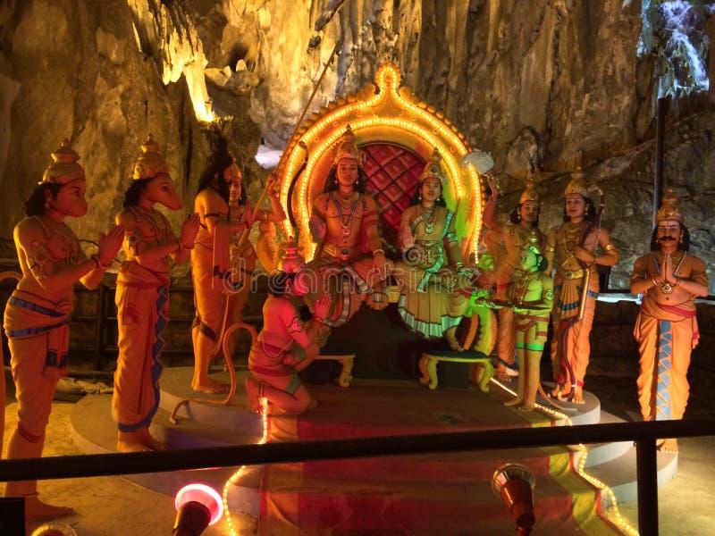 Коронование Rama стоковая фотография rf