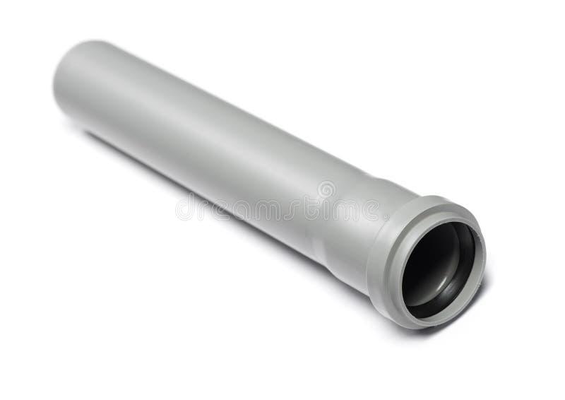 Короткая пластиковая труба стоковые изображения rf