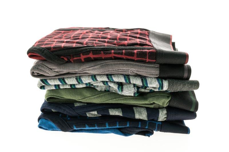 Download Короткие нижнее белье и брюки для людей Стоковое Фото - изображение насчитывающей хлопок, одежда: 81808636