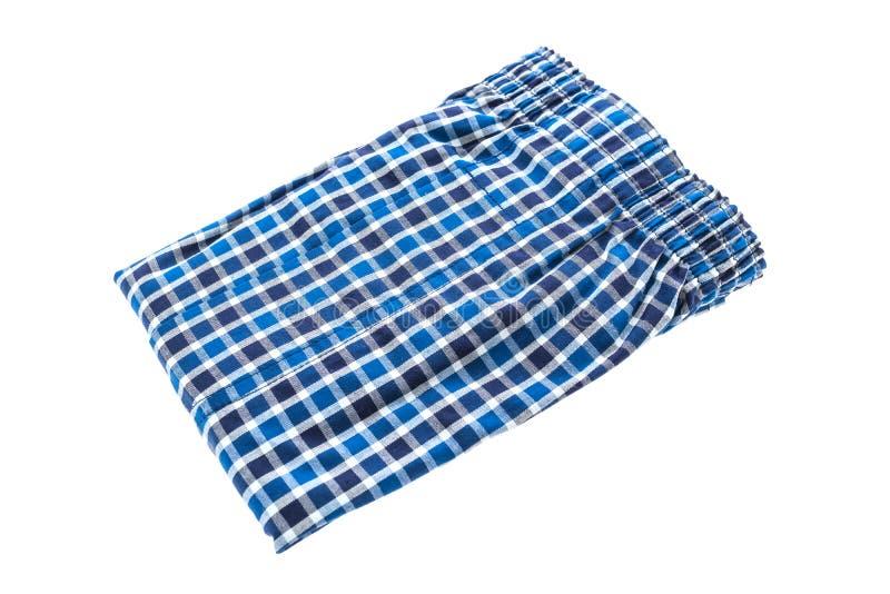Download Короткое тяжелое дыхание нижнего белья и боксера для людей Стоковое Изображение - изображение насчитывающей коробки, striped: 81811273