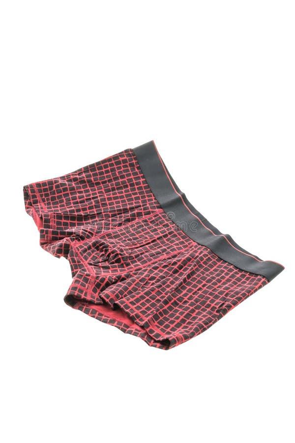 Download Короткое тяжелое дыхание нижнего белья и боксера для людей Стоковое Изображение - изображение насчитывающей striped, ткань: 81811317