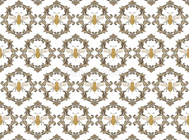Королева пчел стоковое фото rf