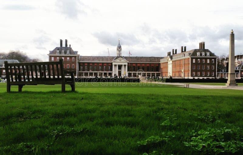 Королевская больница стоковая фотография