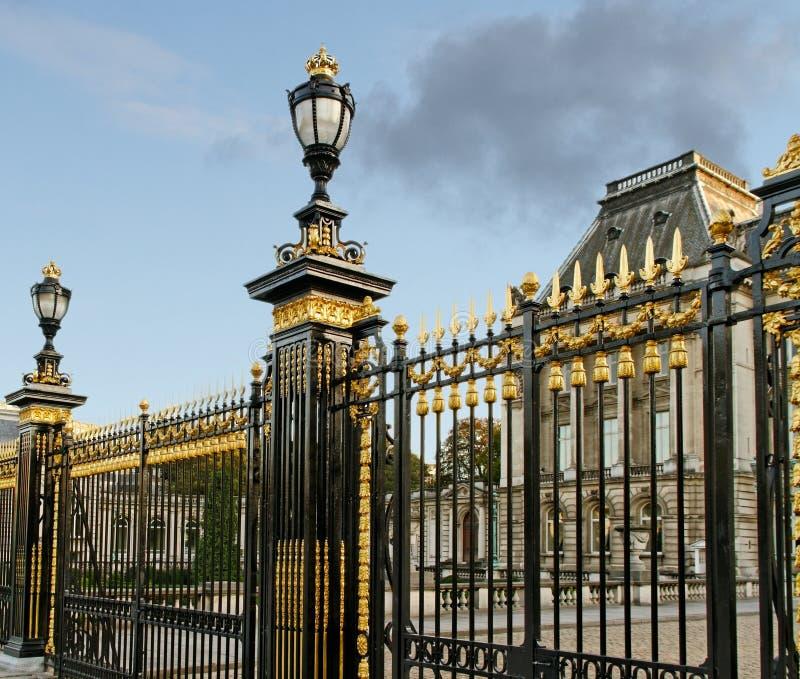 Королевский дворец. стоковые фото