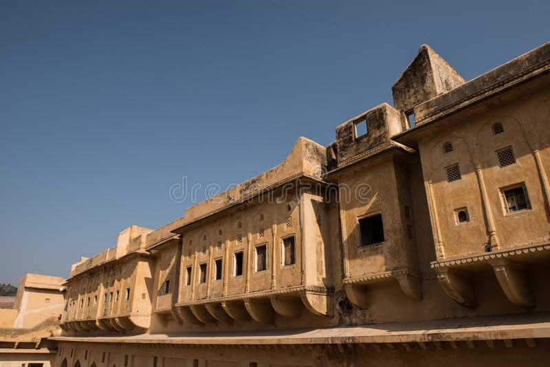 Королевский янтарный дворец стоковое изображение