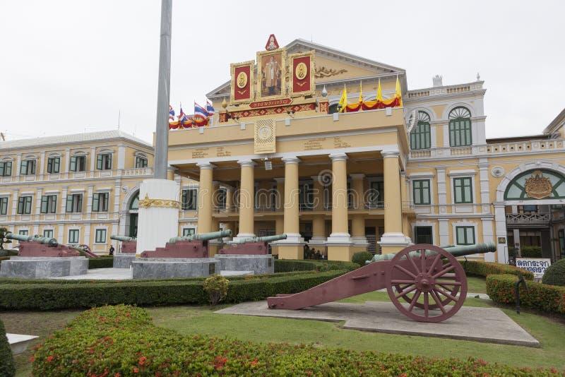 Король Таиланда стоковая фотография rf