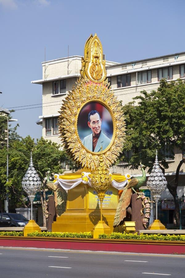Король Таиланда стоковые фото