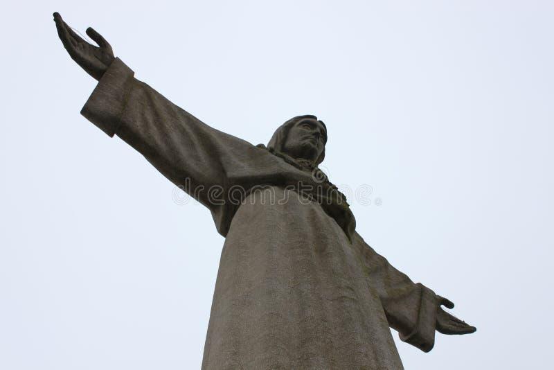 король christ стоковое изображение rf