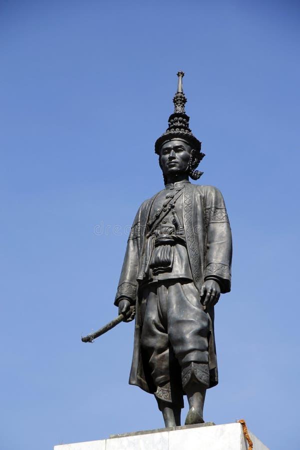 Король Narai стоковое изображение rf