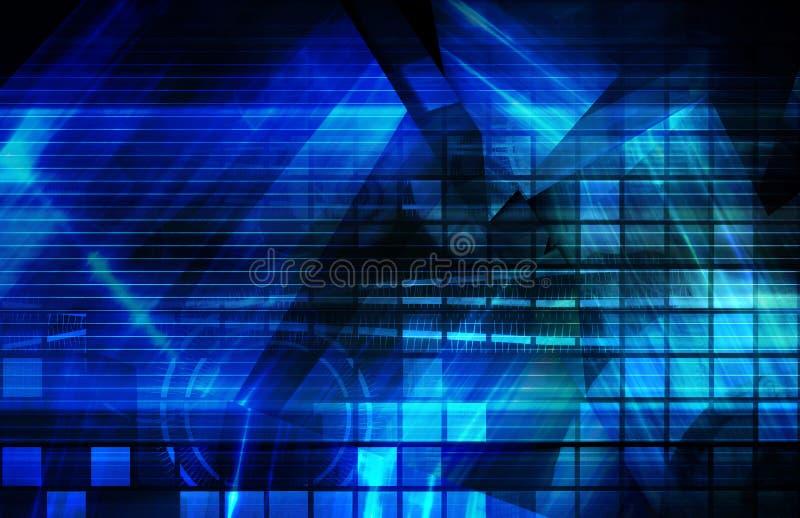 корпоративное предпосылки голубое бесплатная иллюстрация