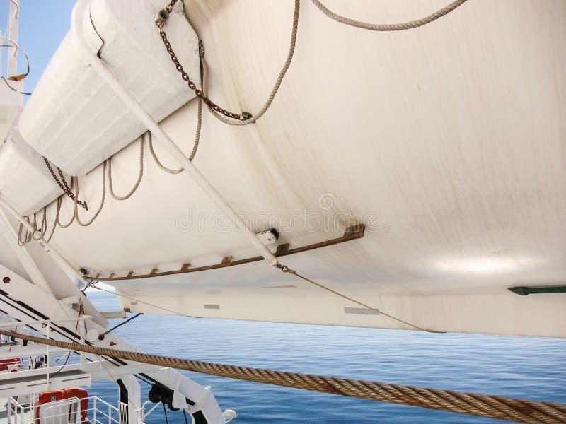 Корпус lifeboat стоковое фото