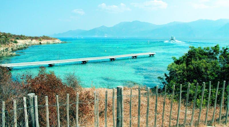 Корсика - остров красоты, Франция стоковые изображения