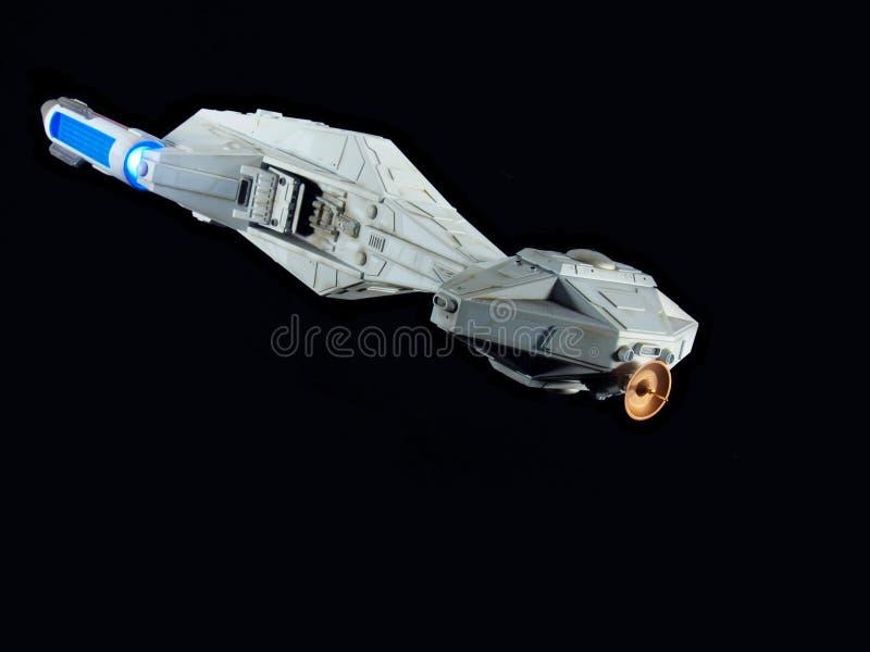 Космический корабль Hammerhead стоковые фотографии rf