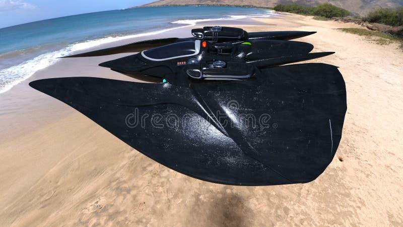 Космический корабль стоковые изображения