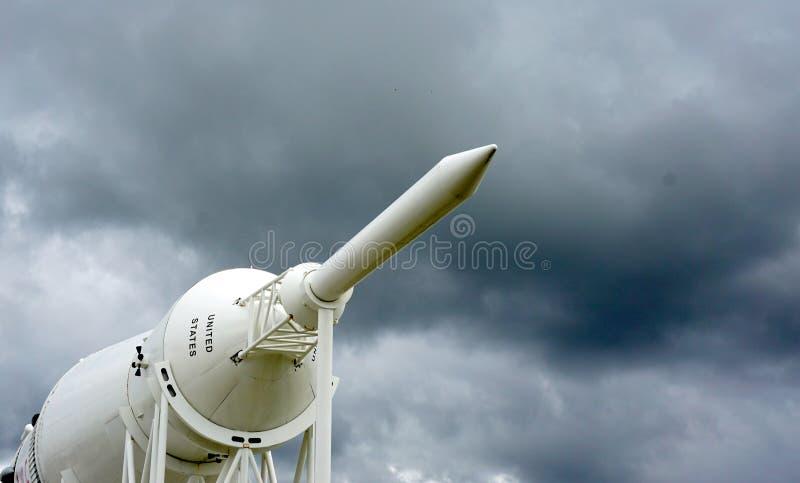 Космический центр ` s Кеннеди стоковая фотография rf