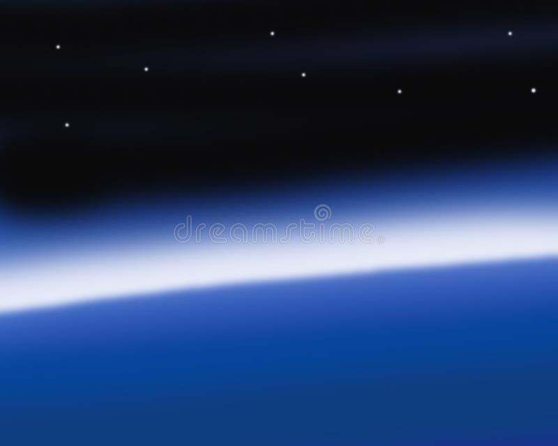 космическое пространство бесплатная иллюстрация