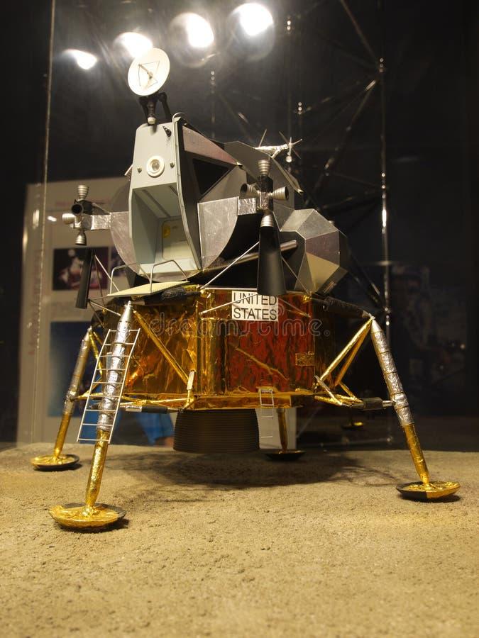 космос музея Hong Kong выставки стоковое фото