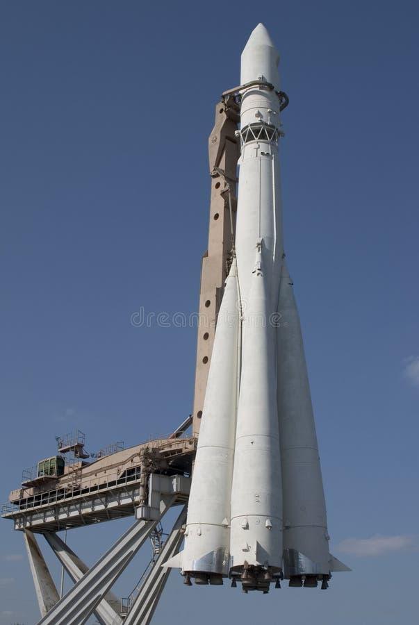 космос ракеты стоковое фото