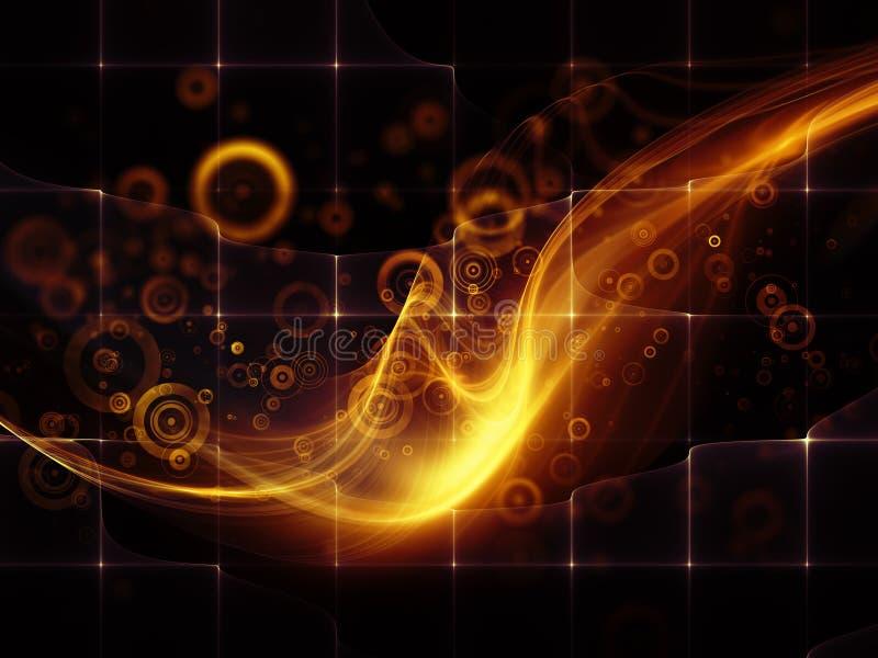 Download Космос цифров иллюстрация штока. иллюстрации насчитывающей cyberspace - 40589178