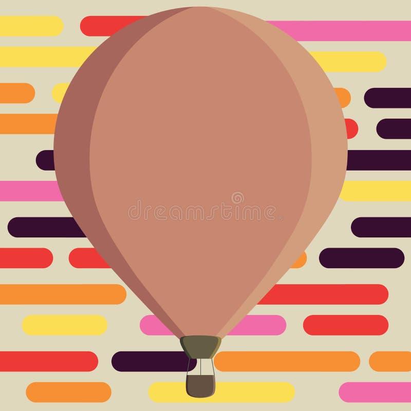 Космос экземпляра шаблона плоской концепции иллюстрации вектора дела дизайна пустой изолировал рекламный материал талонов плакато иллюстрация вектора