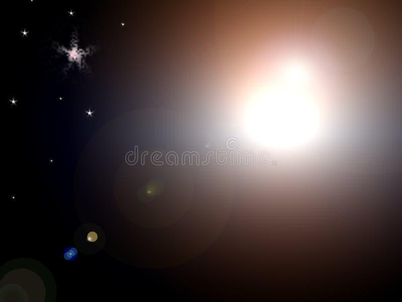 Космос стоковая фотография