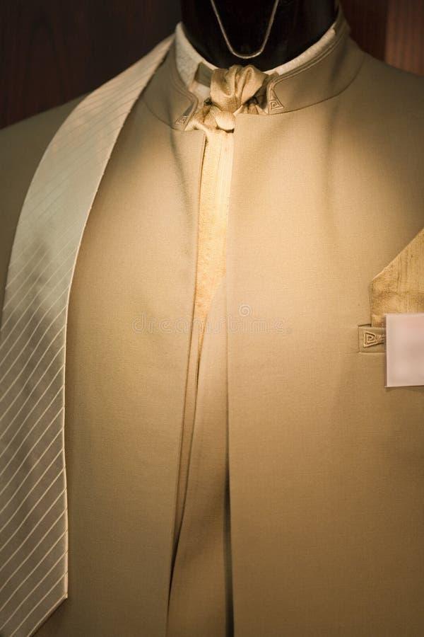костюм магазина манекенов стоковое изображение rf