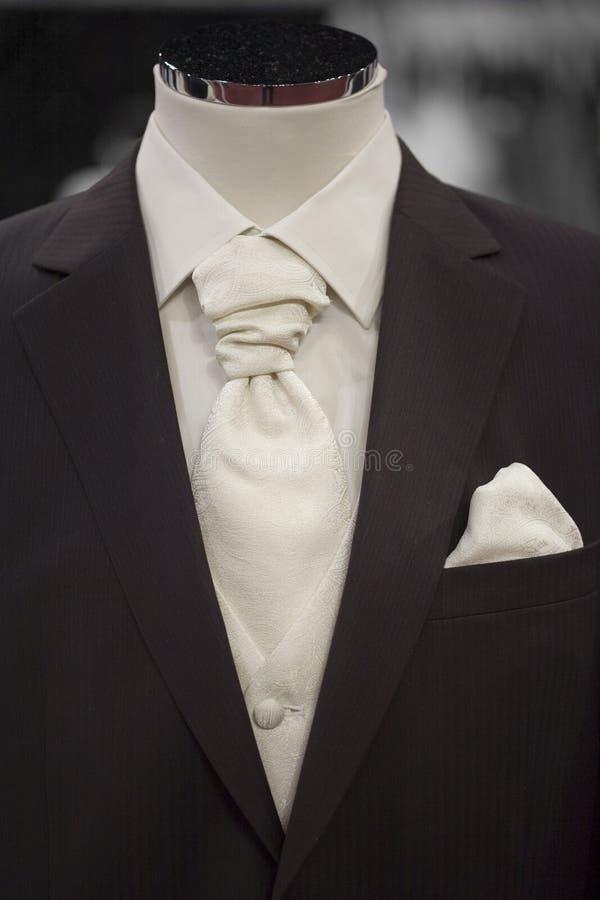 костюм магазина манекенов стоковое изображение