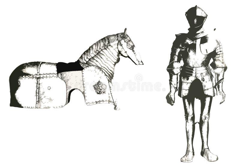 костюм панцыря бесплатная иллюстрация
