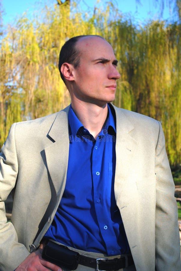 костюм человека стоковое изображение