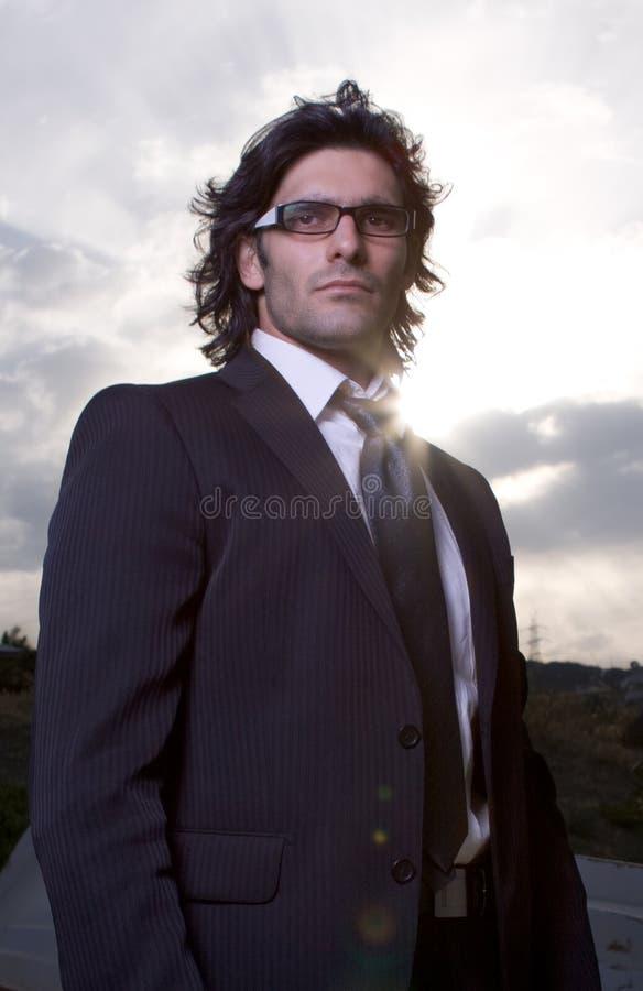 костюм человека стоковое изображение rf