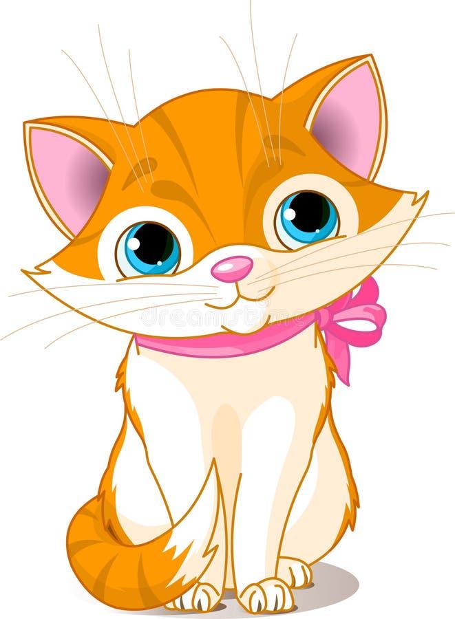 кот милый очень бесплатная иллюстрация