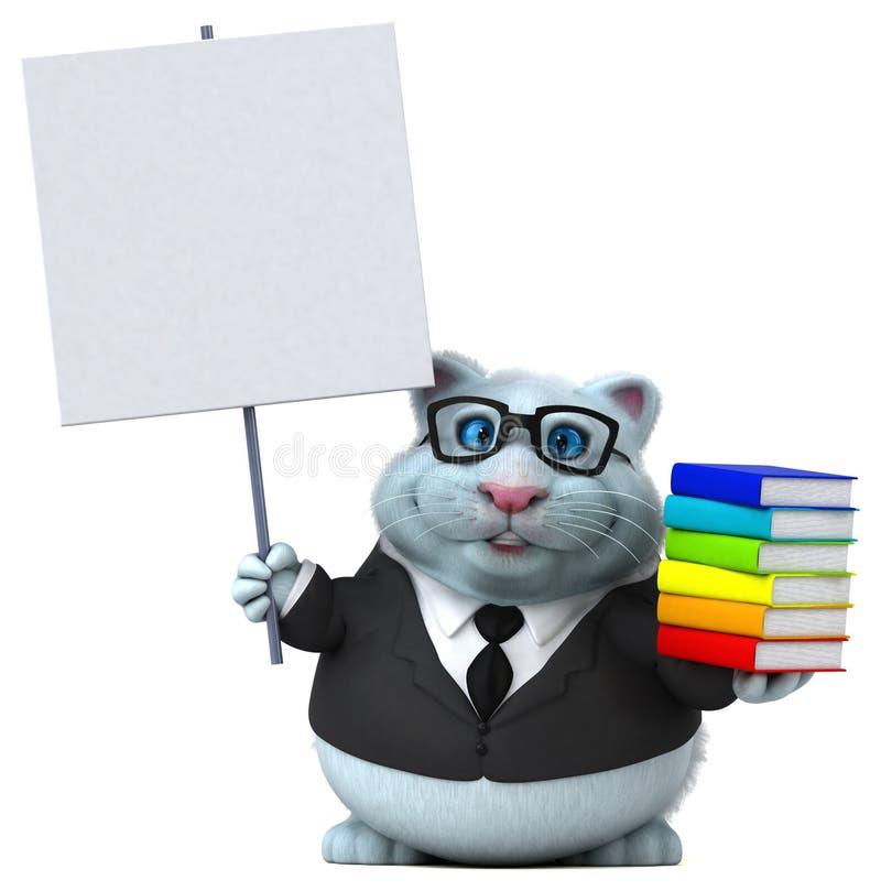 Кот потехи - иллюстрация 3D бесплатная иллюстрация