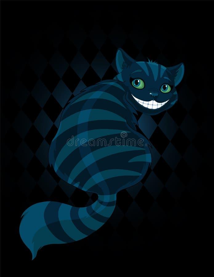 Кот Чешира бесплатная иллюстрация