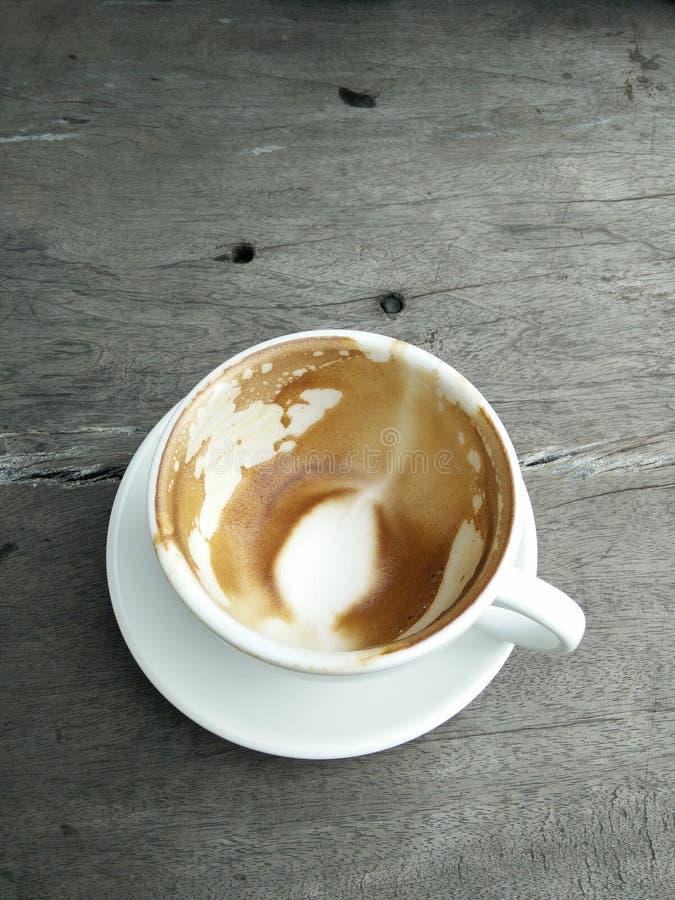 кофейная чашка пустая стоковые изображения