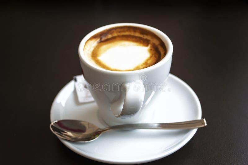 кофе больше времени стоковые изображения