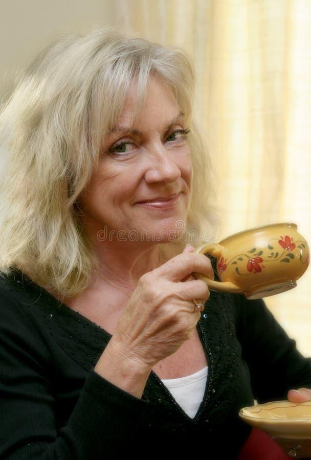 кофе вкусный стоковое изображение