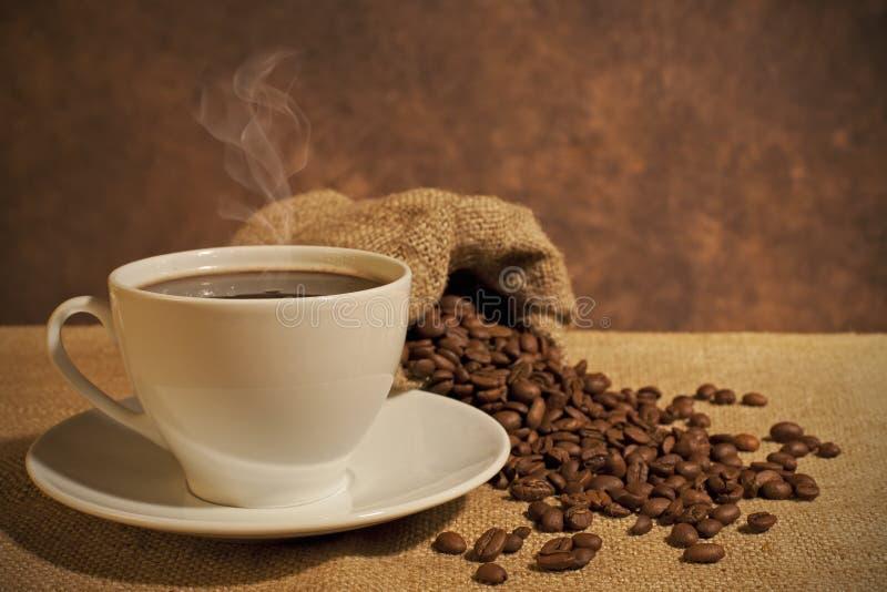 кофе горячий стоковые фото