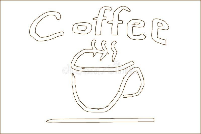 кофе для логотипов магазина бесплатная иллюстрация