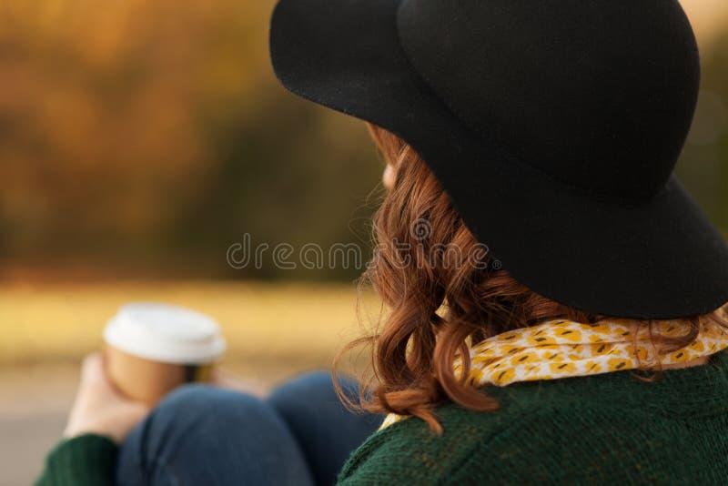 кофе идет к стоковое изображение rf
