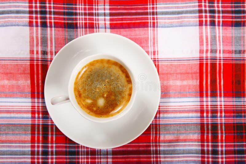 Кофе на таблице завтрака стоковая фотография rf