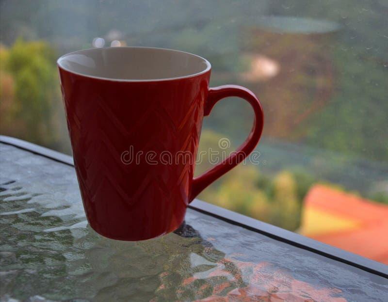 Кофе после полудня стоковая фотография