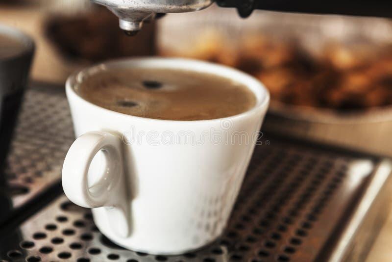 Кофе сделан стоковые изображения rf