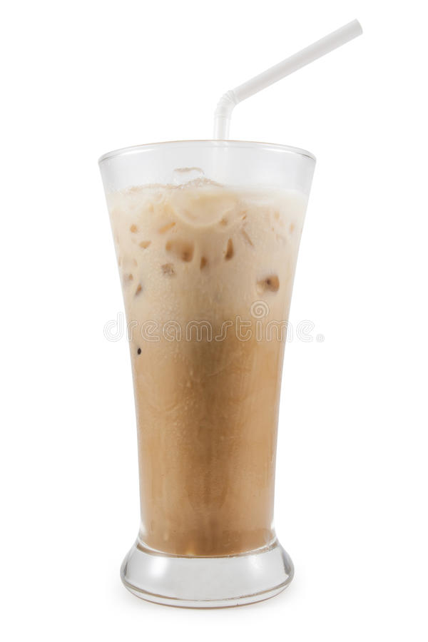 Кофе льда стоковые изображения