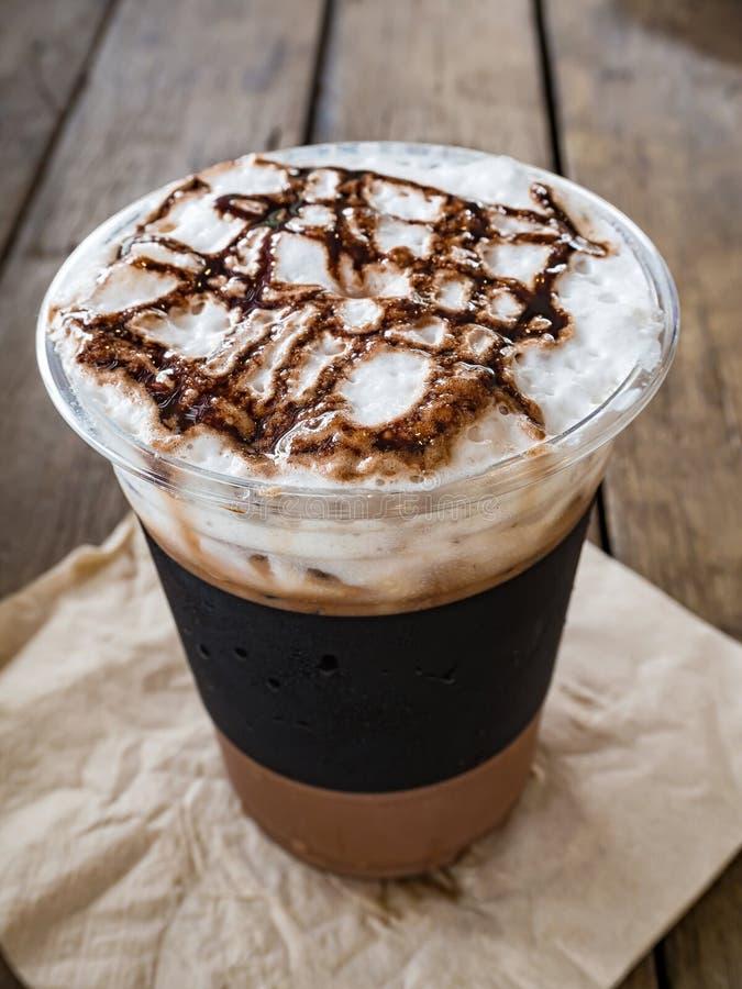 Кофе льда стоковая фотография
