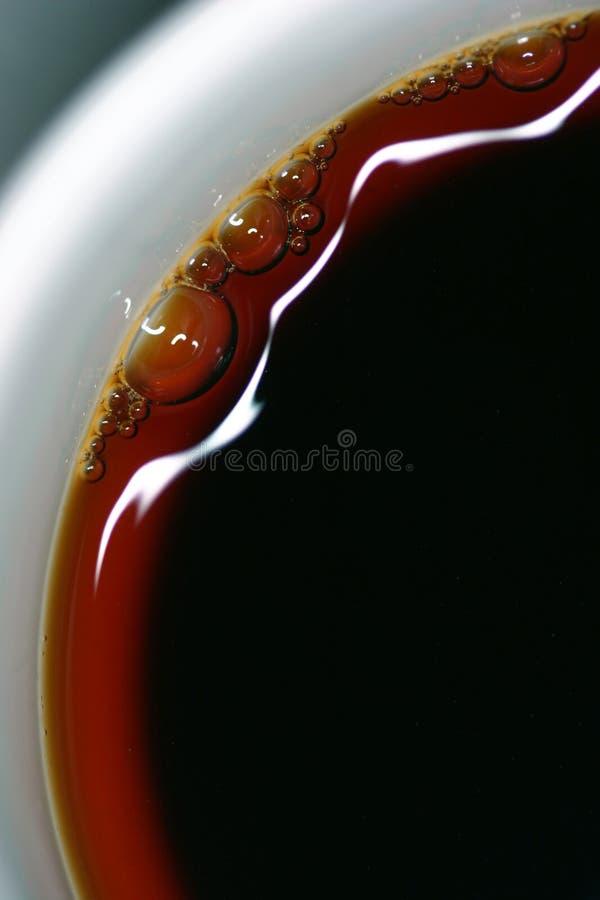 кофе я чай стоковое изображение rf